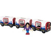 Brio Metro vlak