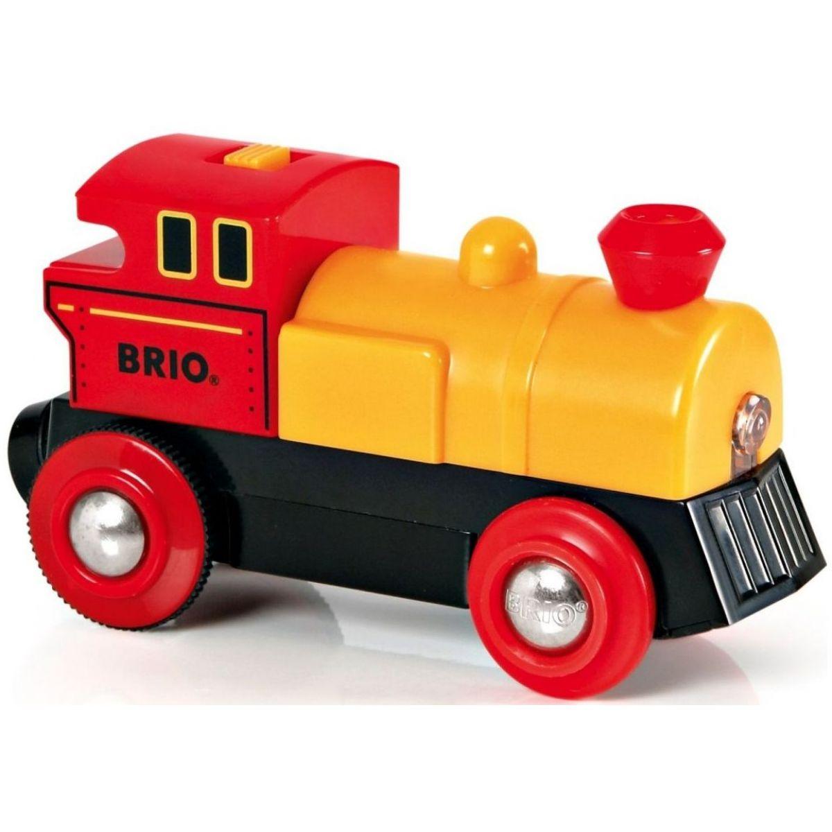 Brio Obousměrná lokomotiva na baterie