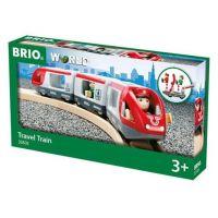 Brio Osobní vlak s vagonky 5