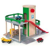 Brio Patrové parkovací garáže s výtahem