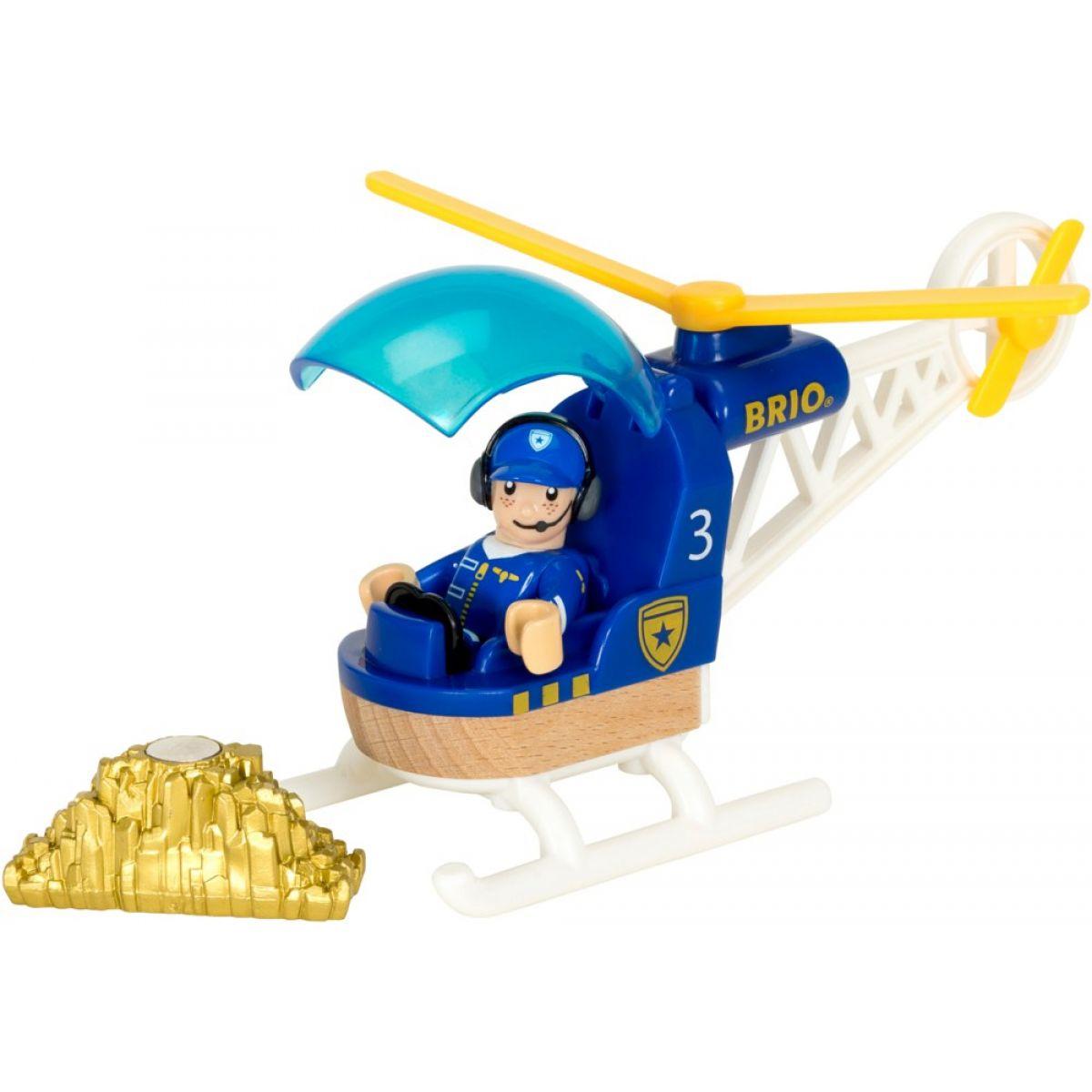 Brio Policejní helikoptéra