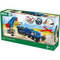 Brio Policejní přepravní sada 2