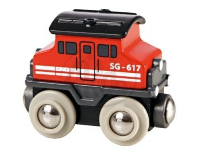 Brio 33690 - Posunovací lokomotiva