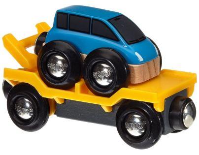 Brio Přívěs na přepravu aut