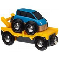 Brio 33577 - Přívěs na přepravu aut