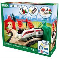 Brio Sada aktivních tunelů Smart Tech 6