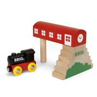 Brio Série klasic, vlaková stanice