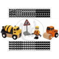 Brio Stavební stroje s příslušenstvím