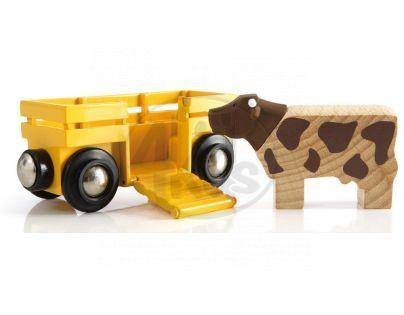 Brio Vagón s kravičkou