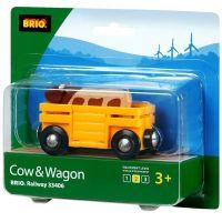 Brio Vagón s kravičkou 2