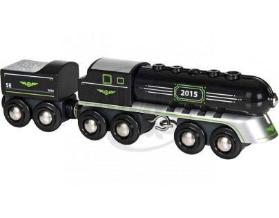 Brio Vlak s vagónkem speciální edice 2015