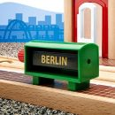 Brio 33578 - Vlakové nádraží se zvuky a světly 3