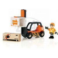 Brio 33573 - Vysokozdvižný vozík pro přepravu palet