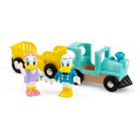 Brio World Vláček Donalda a Daisy