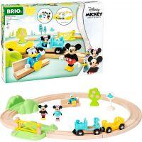 Brio World Disney and Friends Vlakový set Myšáka Mickeyho