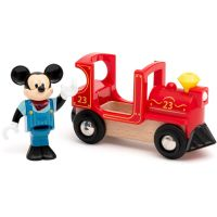 Brio World Disney and Friends Lokomotiva Myšáka Mickeyho