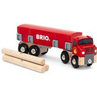Brio World Tahač se dřevem