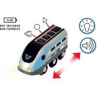 Brio World 33834 Lokomotiva s aktivními tunely Smart Tech 2