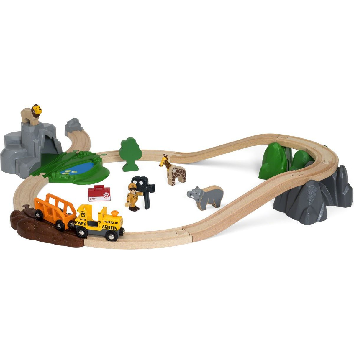 Brio World Safari sada