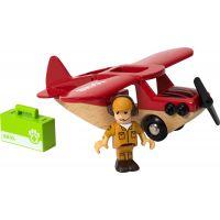 Brio World Safari letadlo