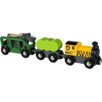 Brio World Safari vlak