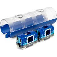 Brio World Svítící metro a tunel