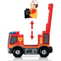 Brio Záchranářská vláčkodráha hasiči 3