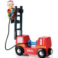 Brio Záchranářská vláčkodráha hasiči 4