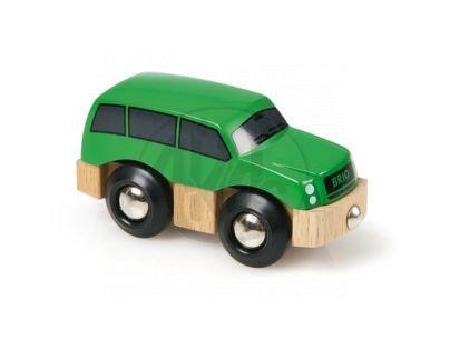Brio Zelené auto SUV