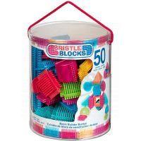 Bristle Blocks Stavebnice 50 ks v kyblíku 2