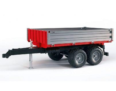 BRUDER 02019 - Sklápěcí vůz
