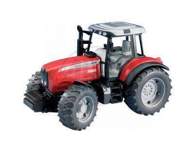 BRUDER 02040 - Traktor Massey Ferguson 7480