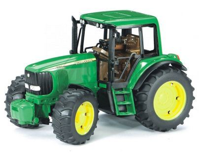 BRUDER 02050 - Traktor John Deere 6920
