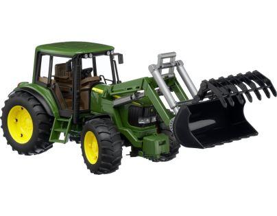 BRUDER 02052 - Traktor John Deere 6920 se lžící