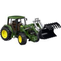 Bruder 02052 Traktor John Deere 6920 se lžící