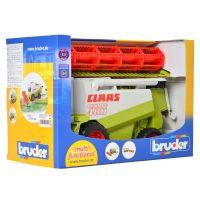 BRUDER 02120 - Kombajn Claas Lexion 480 5