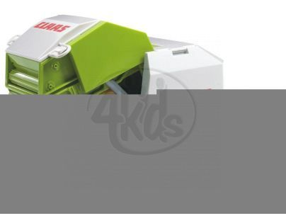 BRUDER 02121 - Přívěs balíkovač Claas Rollant 250
