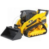 BRUDER 02136 - CAT nakladač s pásy