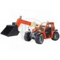 BRUDER 02140 - Nakladač JGL 2505