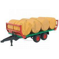 BRUDER 02220 - Valník s balíky