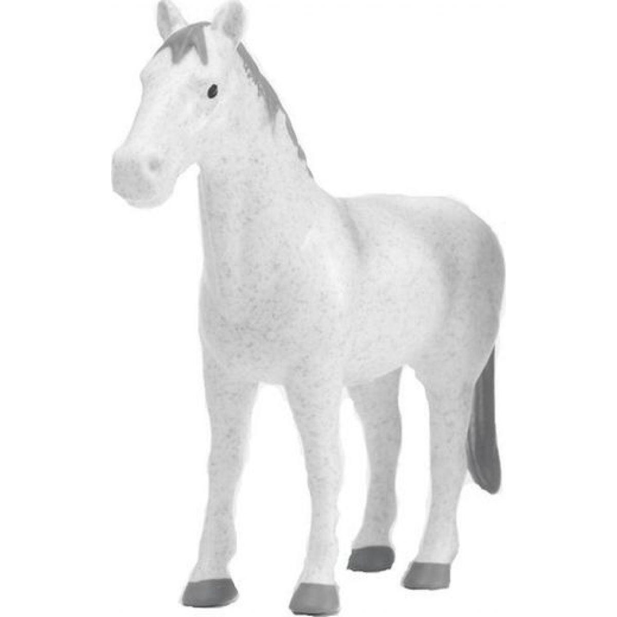 Bruder 2306 Zvířátko kůň - Bílá