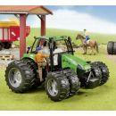 BRUDER 02001 - Náhradní kola k traktoru (stříbrná) 3