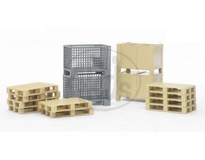 BRUDER 02414 - Logistický set