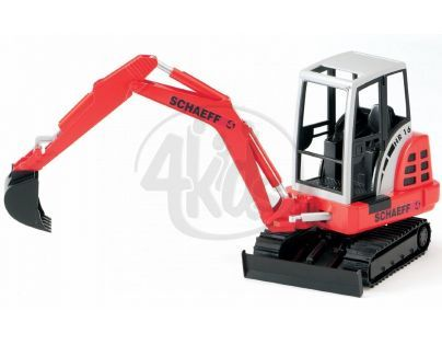 BRUDER 02432 - Schaeff HR 16 mini bagr