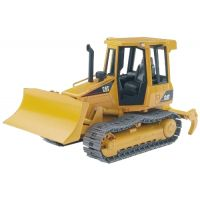 BRUDER 02443 - CAT - Buldozer malý