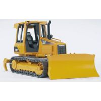 Bruder 02443 Buldozer Cat malý 2