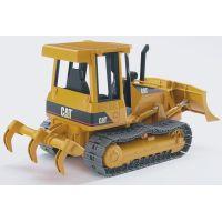 Bruder 02443 Buldozer Cat malý 3