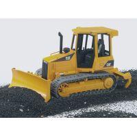 Bruder 02443 Buldozer Cat malý 4