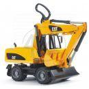 BRUDER 02445 - CAT - Bagr kolový 4