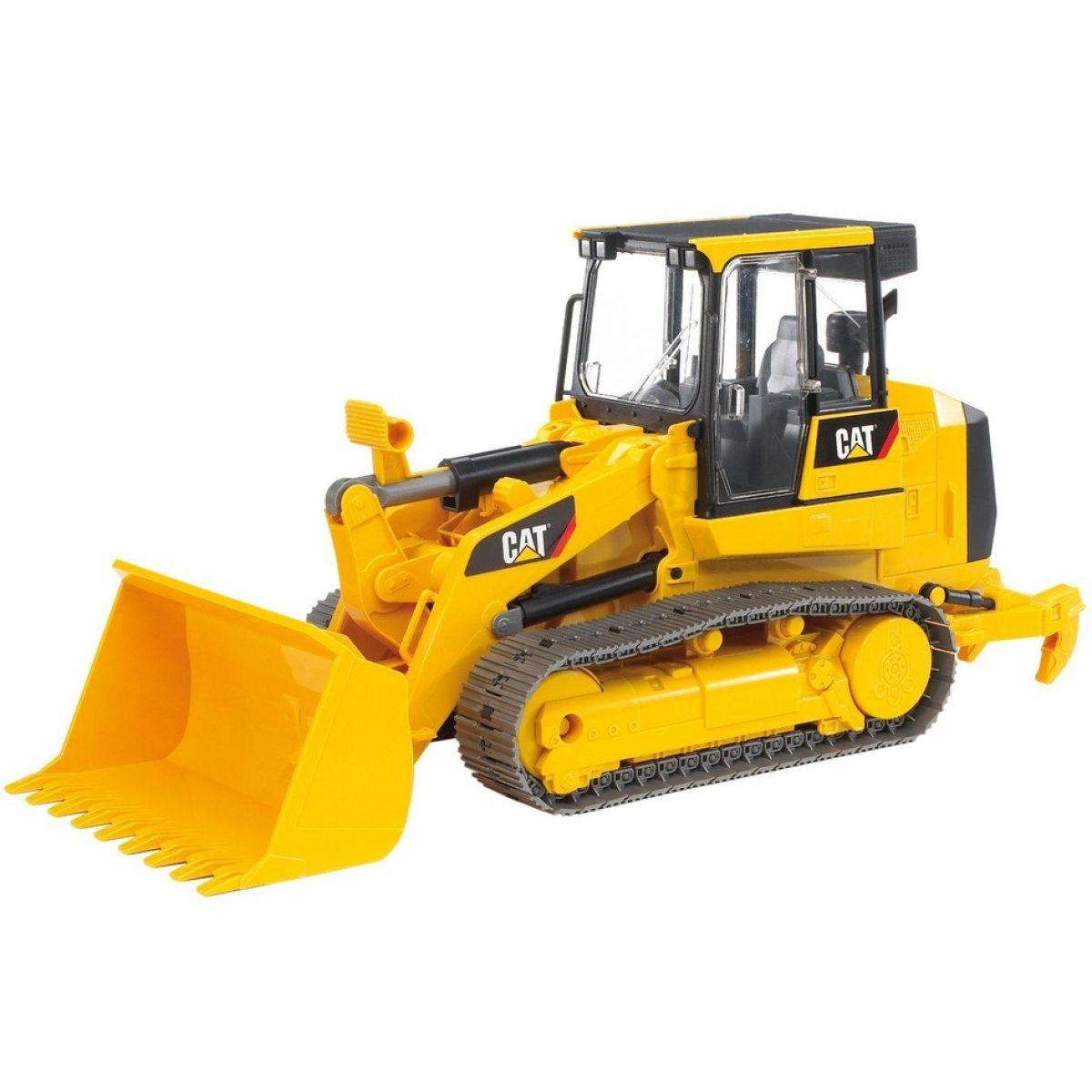 Bruder 02447 Caterpillar Pásový nakladač